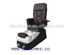 nail salon equipment with european touch pedicure spa chairs for