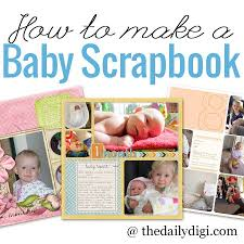 photo albums for babies best 25 baby album ideas on project baby