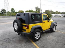 used 2 door jeep rubicon yellow jeep wrangler in tennessee for sale used cars on