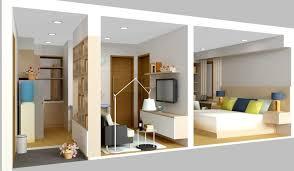 design interior rumah petak gak perlu minder rumah tipe 36 bisa tak mewah dengan desain