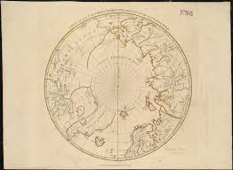 North Pole Map File A Map Of The Countries Thirty Degrees Round The North Pole