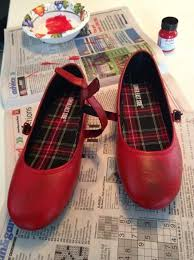 changing shoe color with angelus leather paint cosplay amino