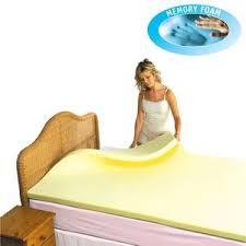 memory foam massage table topper memory foam mattress topper putnams
