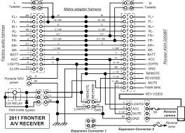 nissan frontier wiring diagram torzone org