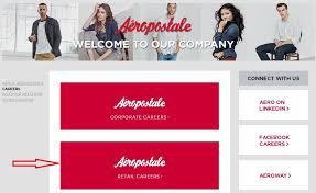 aeropostale job application form image mag