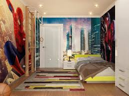 bedroom spiderman down lit boys room ideas for boys bedroom 10