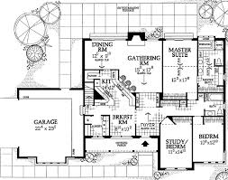 tudor floor plans accommodating tudor house plan 81246w architectural designs