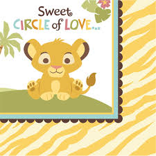 baby lion king baby shower photo disney lion king baby image