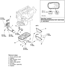 repair guides engine mechanical components oil pan 1