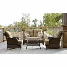 Lazyboy Outdoor Furniture La Z Boy Outdoor Benjamin 4pc Seating Set Shop Your Way Online