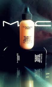 review of mac studio face and body foundation in c3 elegant eves