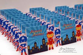 avengers invites jingvitations birthday boys