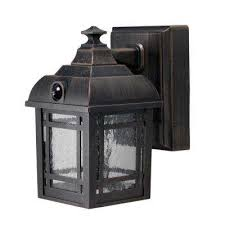 Outdoor Sconces Home Depot Mission Craftsman Outdoor Wall Mounted Lighting Outdoor