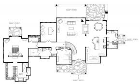 floor plans with spiral staircase delightful curved staircase design plans 6 enchanting house