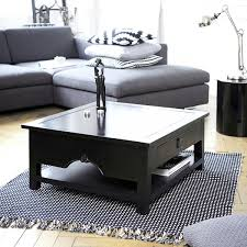 black coffee table ikea a cpcs co wood round rustic black coffee