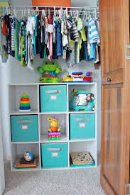 Closet Organizers For Baby Room 48 Best Baby Closet Images On Pinterest Baby Room Baby Storage