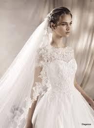 dragã mariage wedding dress with floral motifs draga bridal gown a line