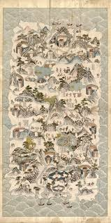 Chinese Map Old Chinese Map Of Hainan Island China Original At Library Of