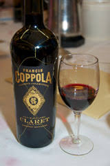 francis coppola claret wine peeps a wine a wine for tonight 2010 francis coppola