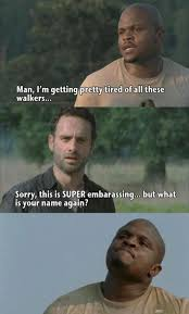 The Walking Dead T Dog Meme - walking dead memes chadvs