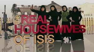 bbc stirs controversy with u0027real isis housewives u0027 skit uk news