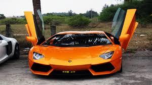 lamborghini car owners in chennai orange lamborghini aventador lp700 4 in chennai india