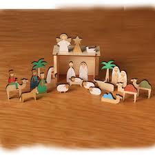 wood advent calendar nativity wooden advent calendar at bas bleu um7682
