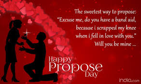 A Happy Valentine Will The by Propose Day Wishes Happy Propose Day Quotes Sms Facebook Status