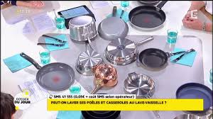 vaisselle de cuisine dossier du jour casseroles cocottes comment choisir ses