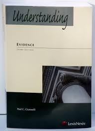 lexisnexis yellow book understanding evidence paul c giannelli 9781422470381 amazon