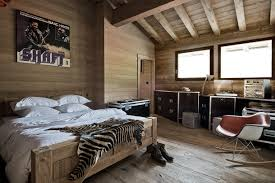 chambre rock rock n roll altitude au chalet des rhodos maison créative