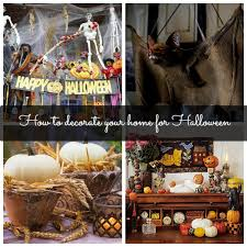 how to decorate home for halloween how to decorate your home for halloween