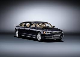 Porsche Cayenne Limo - audi creates an a8 limo and already has demand for more units of