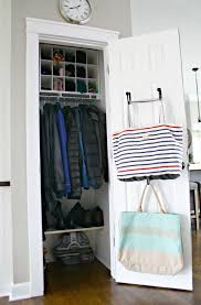 deep coat closet organization home design ideas