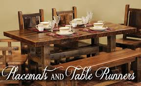 dining table runners and placemats lakecountrykeys