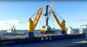 Liebherr Does It Again And Makes A Great Video Of Ship Cranes