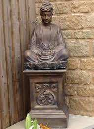 garden buddha statues in uk geoffs garden ornaments