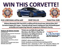vintage corvette drawing vette vues magazine win a 2017 admiral blue corvettewin a 2017