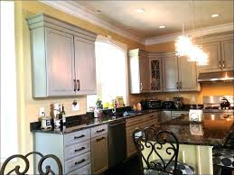 crown moulding ideas for kitchen cabinets kitchen crown molding ideas large size terrific crown molding