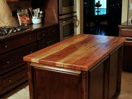 Wood Countertops Kitchen by Spalted Pecan Custom Wood Countertops Butcher Block Countertops