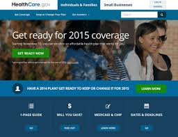 back to healthcare gov to shop for plans in open enrollment period
