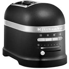 Toaster Kitchenaid Kitchenaid 5kmt2204bbk Artisan Toaster 2 Slice Cast Iron Black