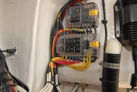 boat fuse panel installation wiring diagram byblank