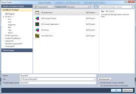 qt programming visual studio gastbeitrag erstellen eines qt projektes in visual studio 2010