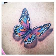 40 amazing butterfly tattoos designs made by famous tattooers