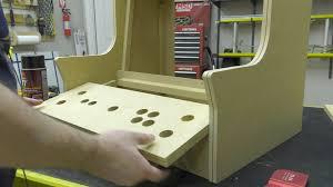 Building A Mame Cabinet Pacade Retropie Bartop Arcade Cabinet Build 0020 The Geek Pub