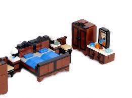 Lego Bedroom Ideas Lego Ideas Minifig Furniture Bedroom Dma Homes 74274