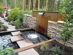 Water Feature Ideas For Small Backyards Creative Of Backyard Ideas For Small Spaces Small Backyard