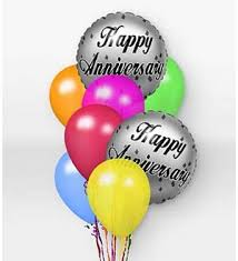 balloon delivery eugene oregon eugene s flower home anniversary balloon bouquet springfield or
