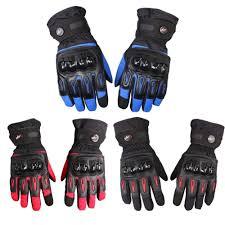 waterproof cycling gear pro moto motorcycle gloves full finger motorbike glove waterproof